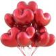 15 шаров сердцем