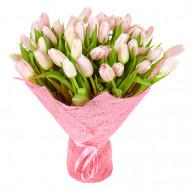 """Букет """"41 розовый тюльпан"""""""
