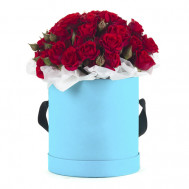"""Коробка цветов """"Адриана"""""""