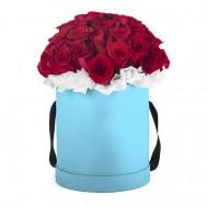 """Коробка цветов """"Кэтлин"""""""
