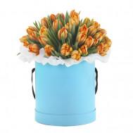 """Коробка цветов """"Розет"""""""