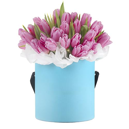 """Коробка цветов """"Софи"""""""