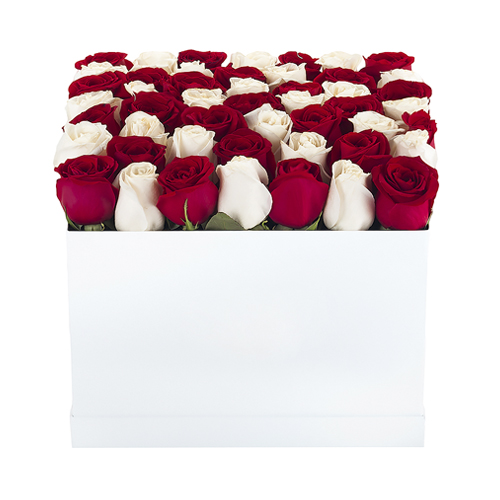 """Коробка цветов """"Зара"""""""