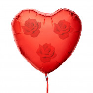 Шар фольгированый сердце