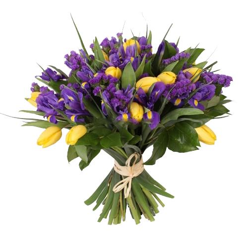 """Тюльпаны """"Привлекательность"""""""